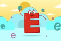 少儿西语 | 西班牙语字母E的发音